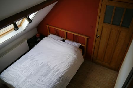 Duplex studio with mezzanine and ensuite bathroom - Gent