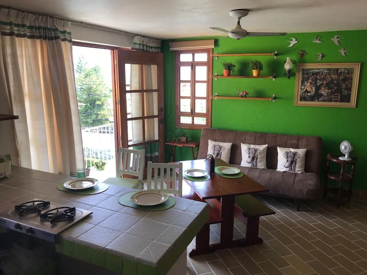 Suite Verde #4  Condominio Robalo