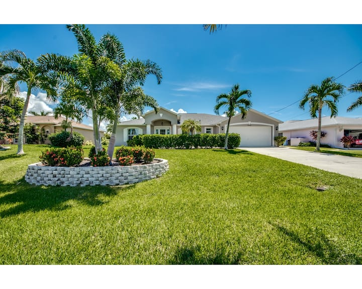 Villa Palm Alley - Beautiful Pool Home