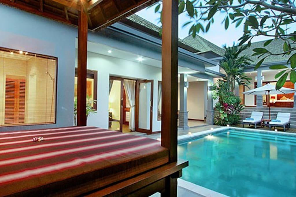 2 BR Private Pool with lovely attentive staff at Canggu