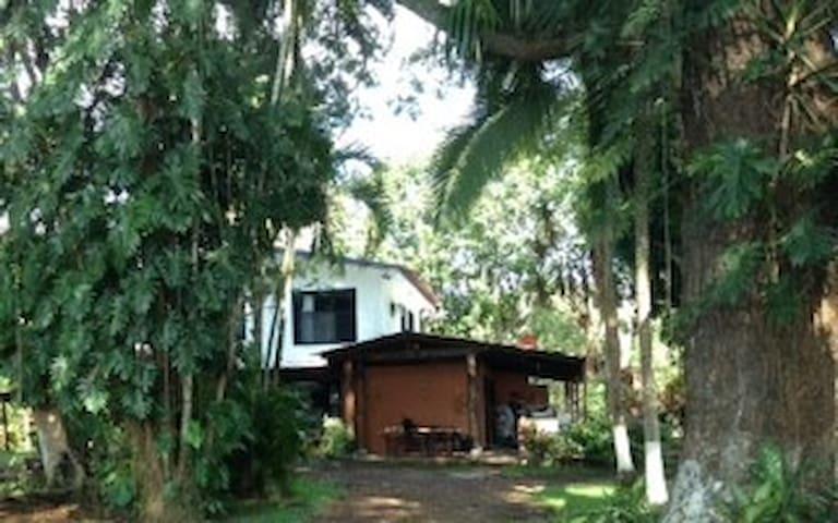 Casa Mariana, Playa Agujas nr Jaco. - Playa Agujas - Casa