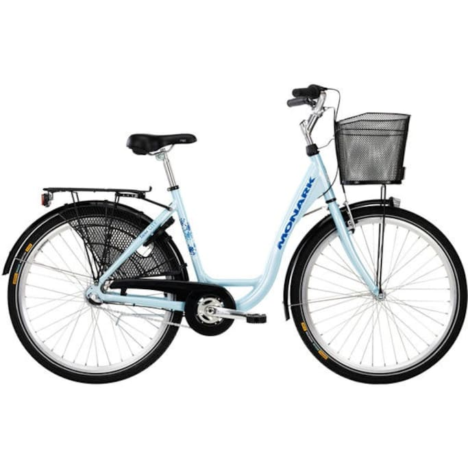 We have two guest bikes; they're 3 speed Monark Emma's with basket, lights and locks.