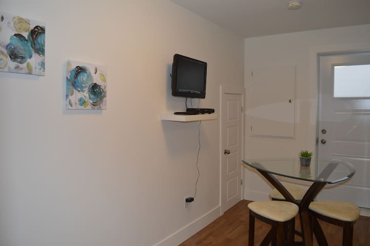 Private Micro-Apartment in the Heart of St. John's - St. John's - Apartament