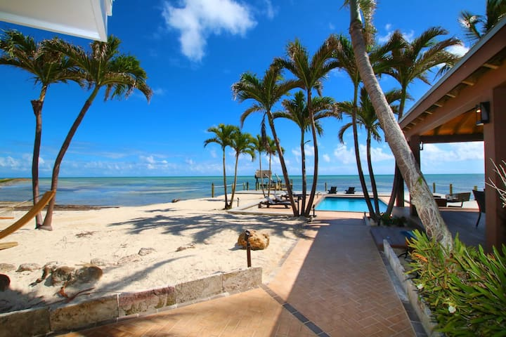Beach House Estate, Islamorada, Florida Keys