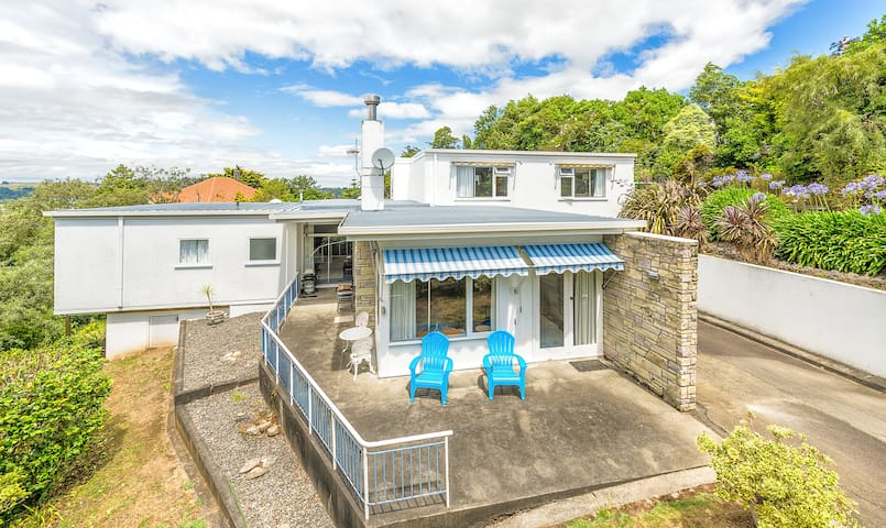Mid Century Retreat, Self-Cont- 2br - Whanganui - House