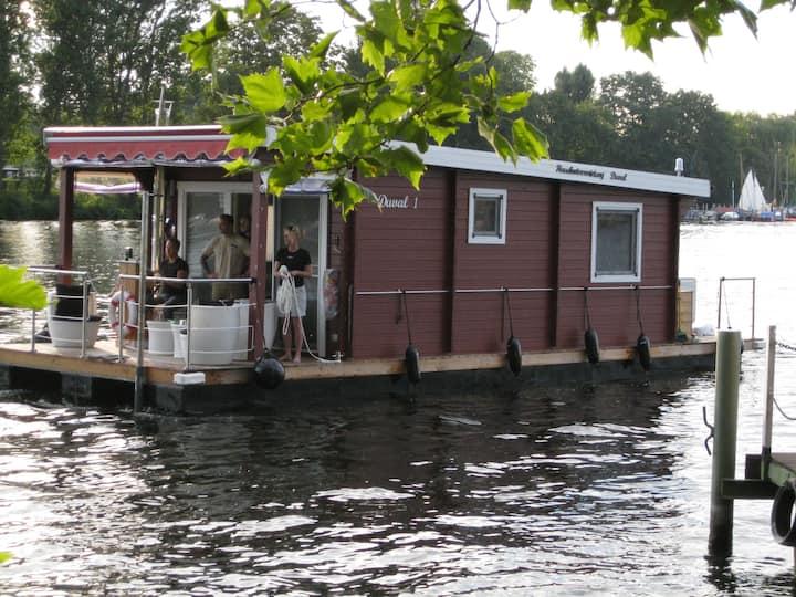 Hausboot DUVAL 3 - mit und ohne Führerschein!