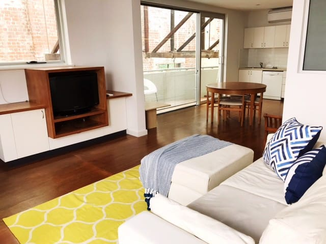Stunning apartment - Fremantle living at its best - Fremantle - Departamento