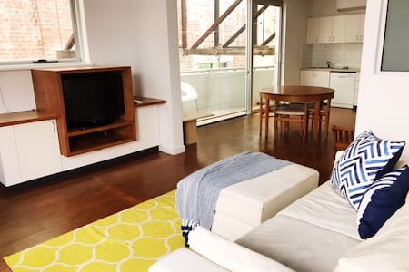 Stunning apartment - Fremantle living at its best - Fremantle - Wohnung