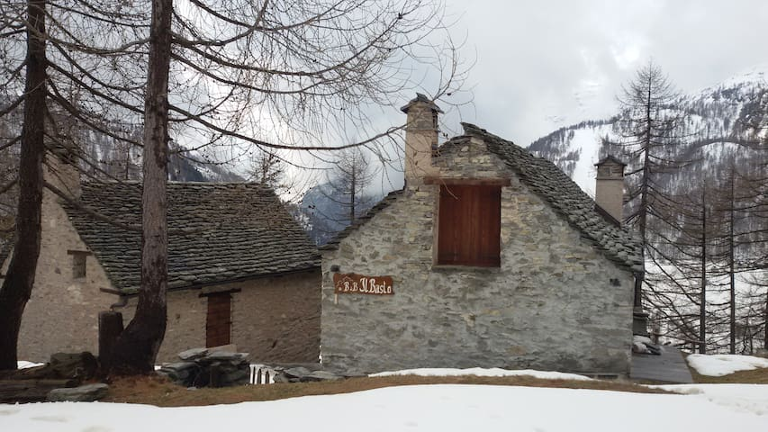 B&B il Basto del Devero - Baceno - Bed & Breakfast