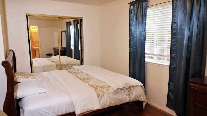 Master room w/ Entry & Bath  Sunnyvale /Cupertino