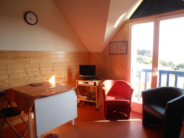 Appartement vue de mer tout confort - Saint-Gildas-de-Rhuys