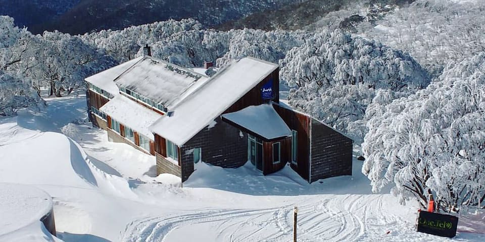 Ski-in/out lodging for 2 (1 DBL)