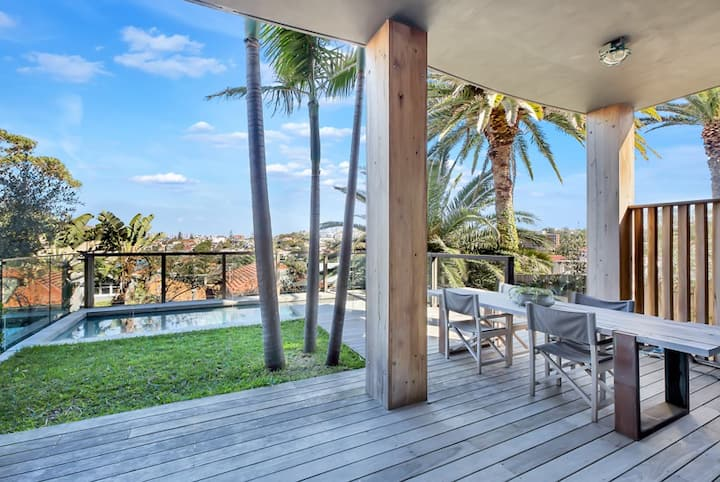 Bronte / Tamarama Family Beach house