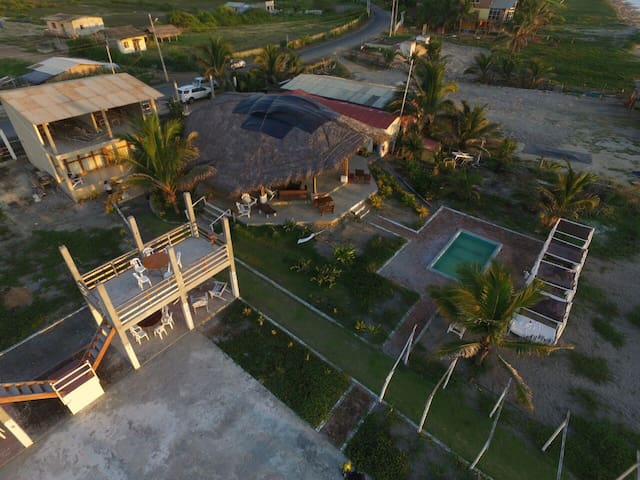 boca beach resort club - Crucita - Bungalow