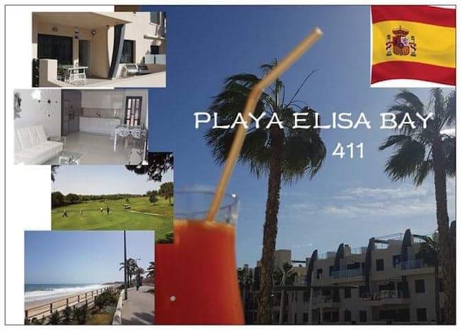 Playa Elisa Bay app 411 Torre de la Horadada