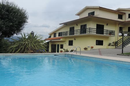 Villa with pool and wonderful views - Vieira do Minho