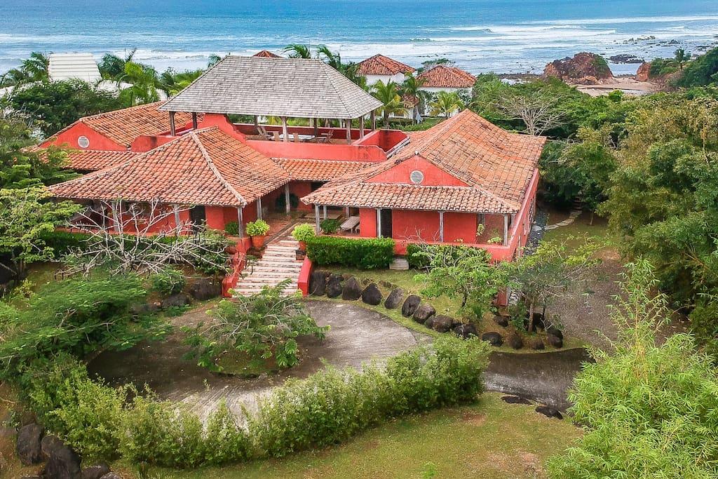 Fabulous Villa Quintet, Playa Destiladeros