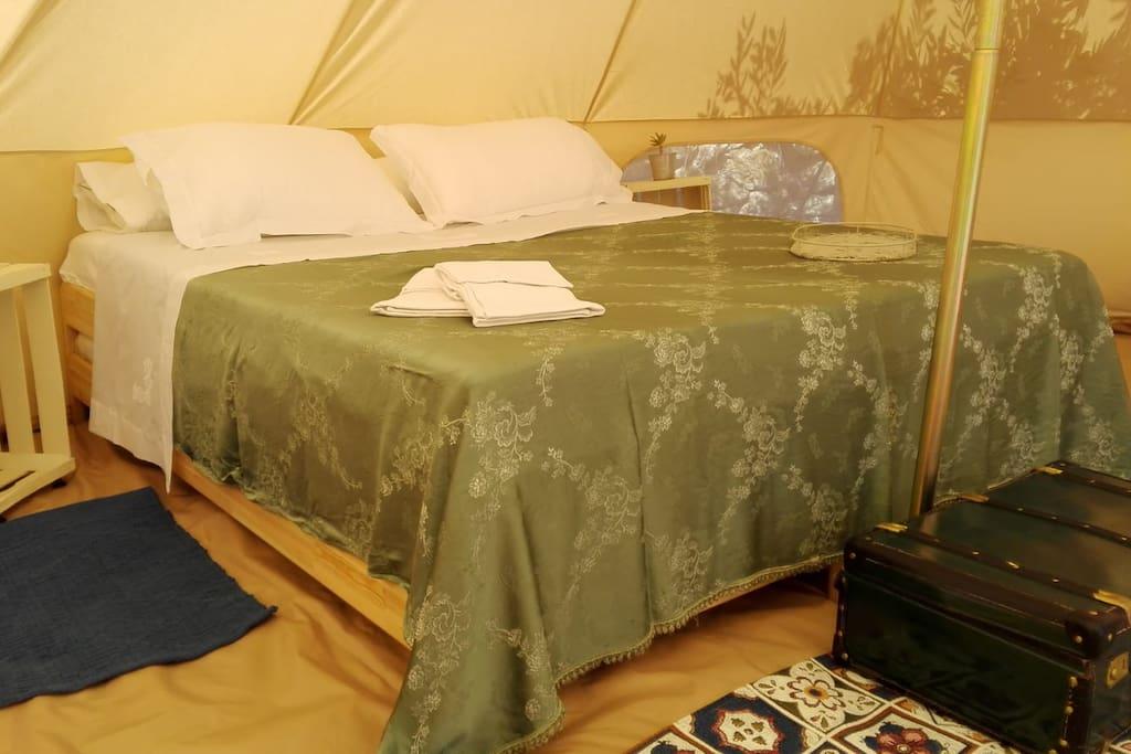 Tenda 5m, Camera Matrimoniale