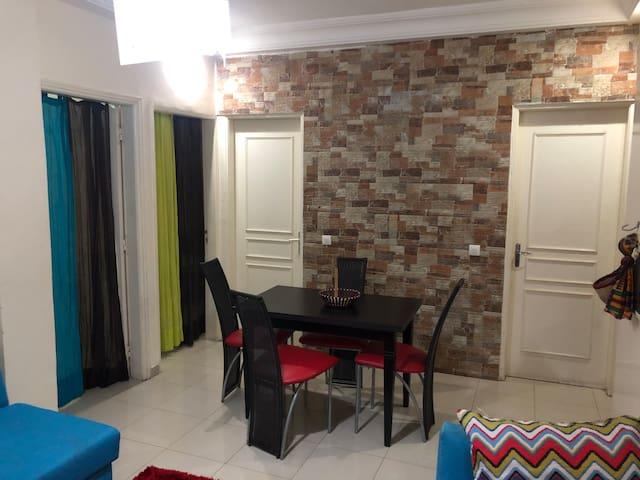 Chambre a Dakar