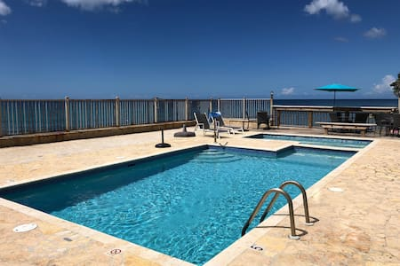Amazing Family owned/operated Beachfront Property!