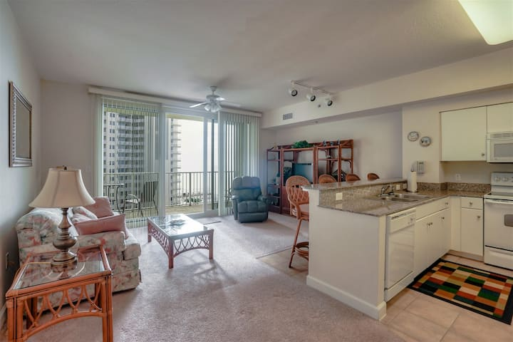 Shores of Panama 809 - Lagoon Style Pool and Stunning Views From This Ocean Front Condo