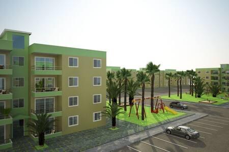Beautiful apartment, Sto Dgo, Este - Santo Domingo Este - Byt