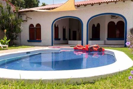 Casa frente al mar en  Residencial Salinitas