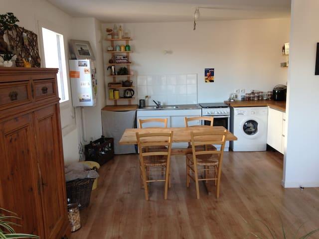 Appartement chaleureux proche de Lille - Saint-André-lez-Lille - Lägenhet