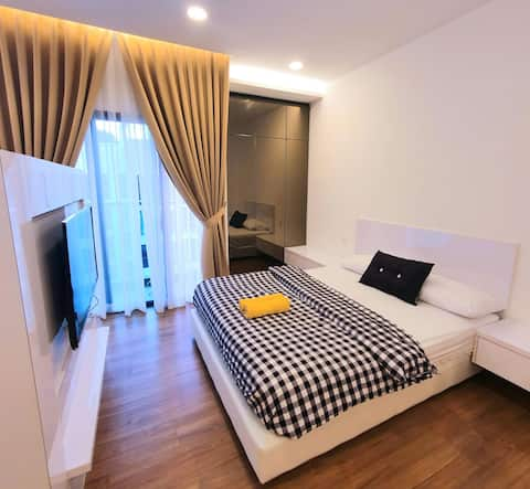 (10)Modern Homely Suite: Free Wifi;Parking;Netflix
