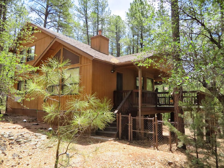 Pine Arizona Retreat