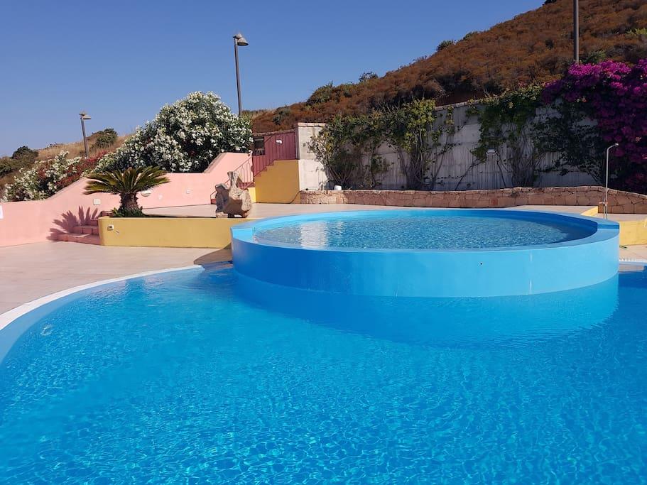 Appartamento in residence palastiddata con piscina - Residence con piscina sardegna ...