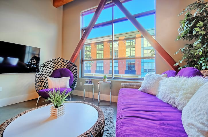 Santana Row New York Style Lofts w/ 2 Beds (2)