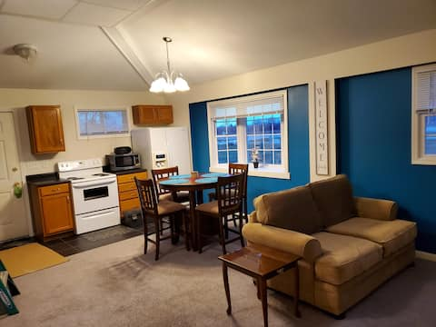 Cottage, comfortable quiet and clean