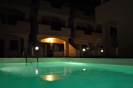 alloggio in residence con piscina Sport e Relax - Santa Maria Coghinas - Apartment