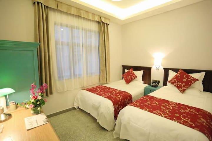 舒适双床房 - Hangzhou - Bed & Breakfast