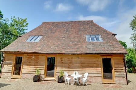 Casa rural en Cranbrook, Kent con vistas al jardín