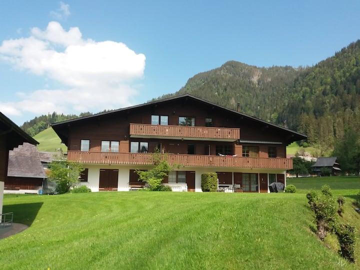 Gepflegtes Ferienstudio im erholsamen Marbach LU