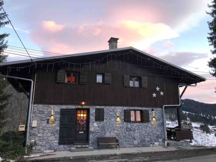 Lovely large tradition Alp  Chalet