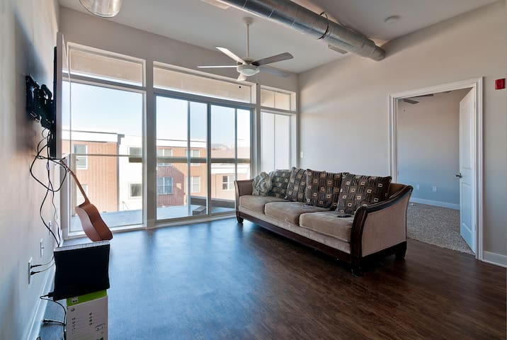 Flat in the Heart of Downtown - Chattanooga - Apartemen
