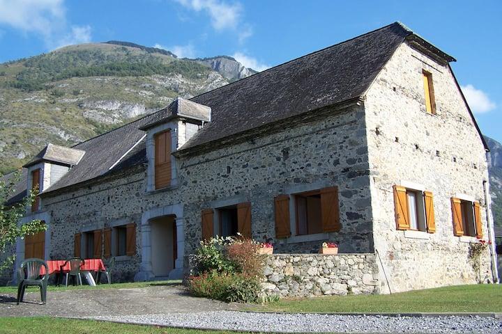 Gîte de montagne au cœur des Hautes Pyrénées