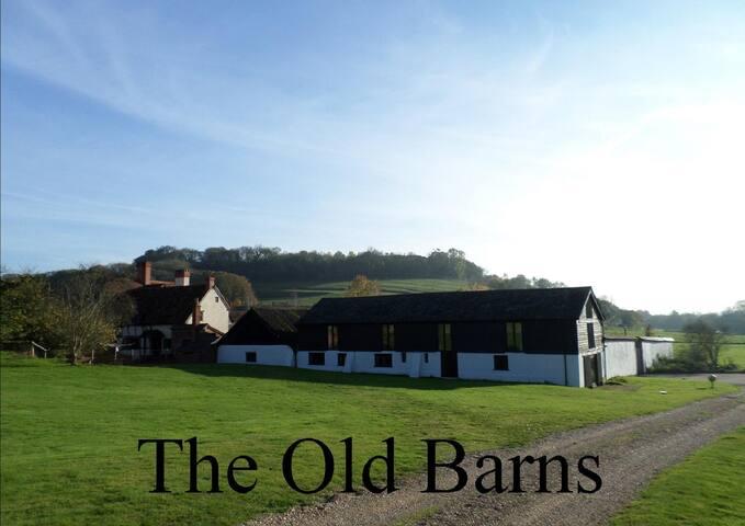 The Old Barn(URL HIDDEN)bed cottages - Brook - Hus