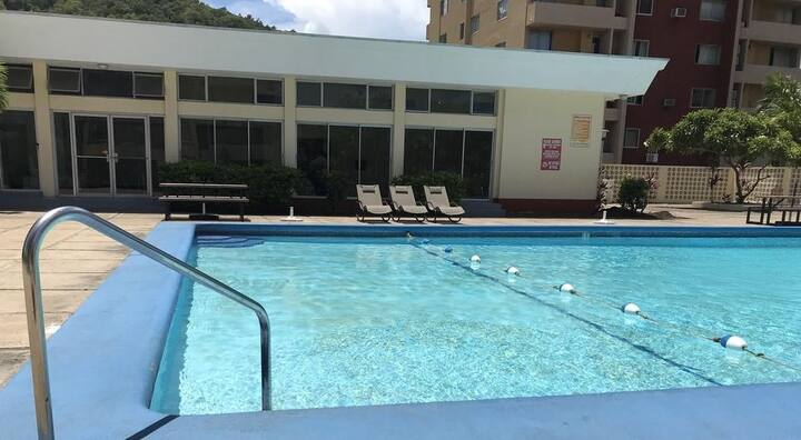 In the city and on the  beach! Apartment 36D