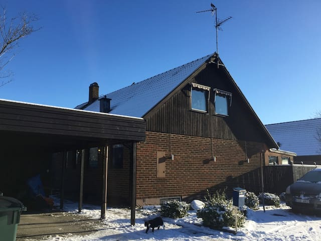 Family house in beautiful Lomma - Lomma - Huis