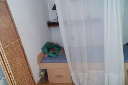 Double Room at la Rambla Badalona - Badalona - House