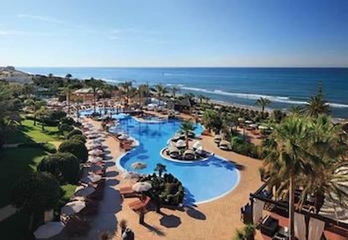 Marriott Marbella Beach Resort - Andalusia, Spain