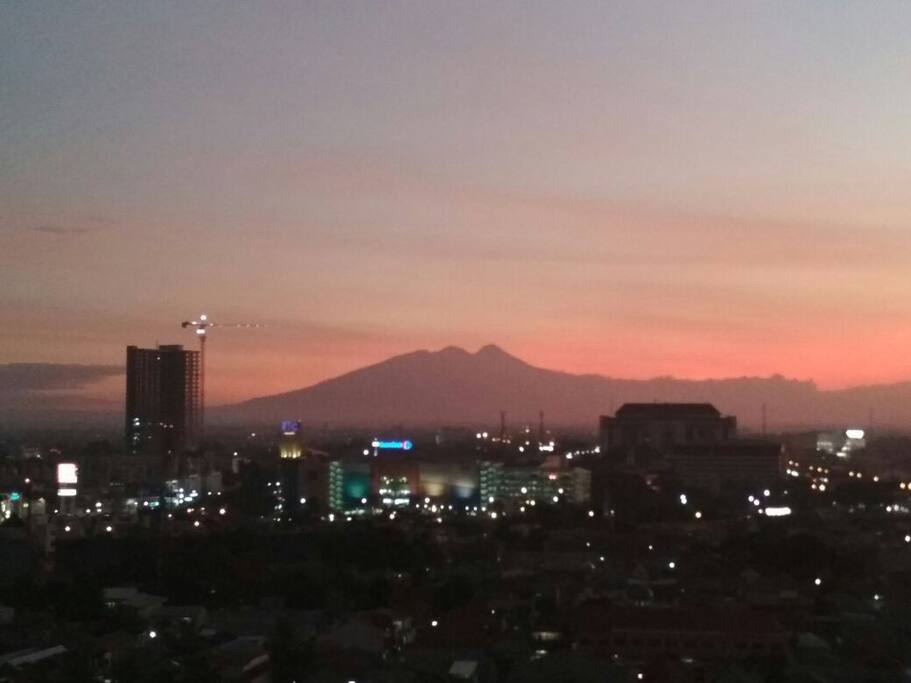 salak mountain