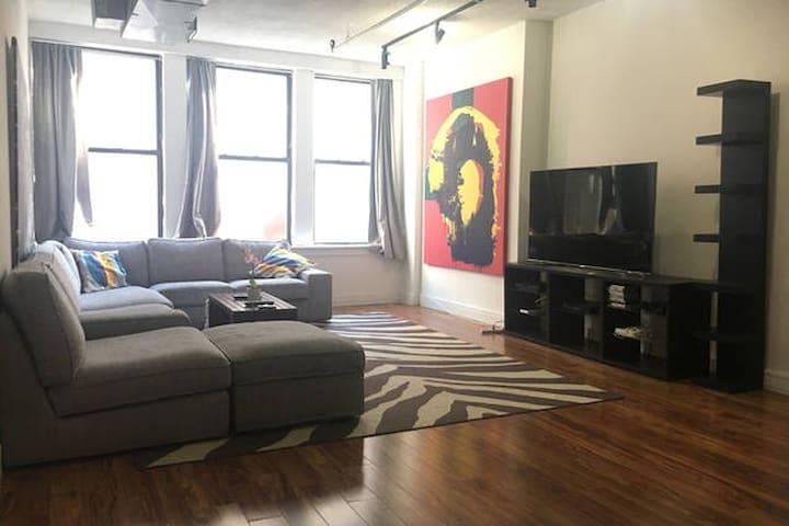 Large High End Village Loft - Private Room! - New York - Apartmen