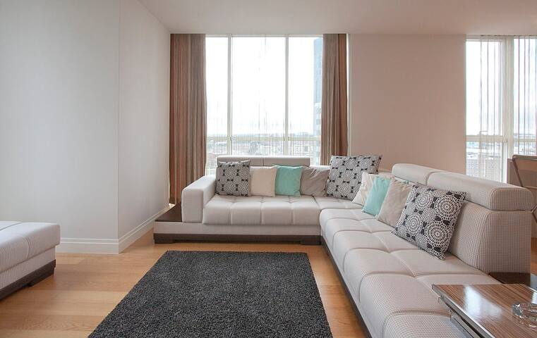Otel Keyfinde Residence 1+1 Mashattan Suite Daire
