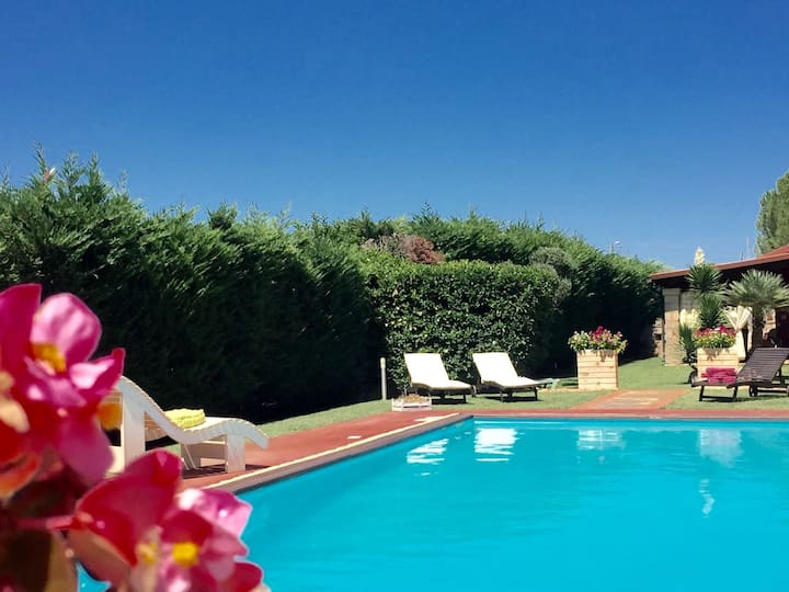 Villa with 3 bedrooms in San Vito dei Normanni, with private pool, enclosed garden and WiFi - 9 km from the beach
