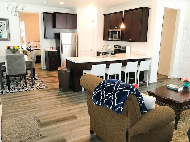 Beautiful NEW Provo Townhome